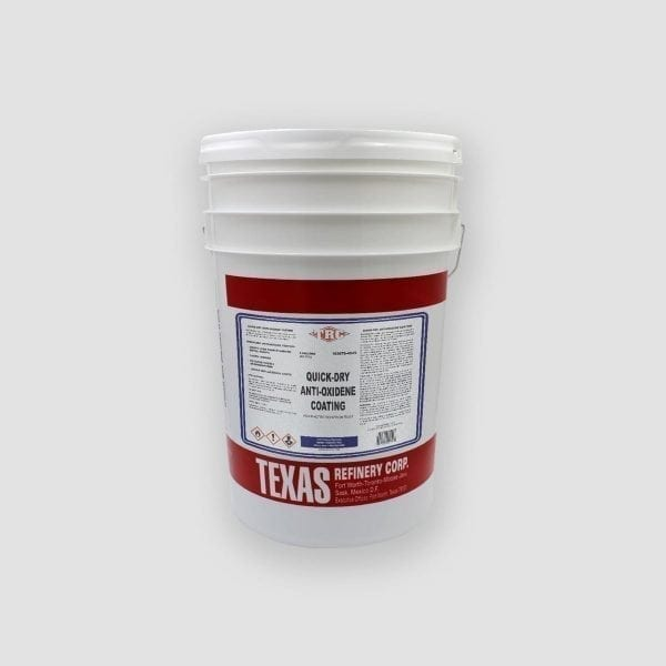 Pail of TRC Quick-Dry Anti-Oxidene Coating